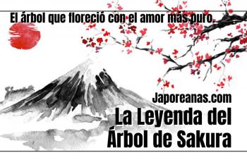 La leyenda del Arbol de Sakura