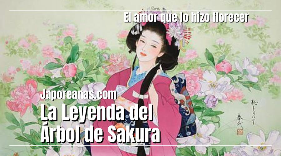 La leyenda de Sakura