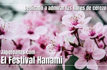 El festival Hanami
