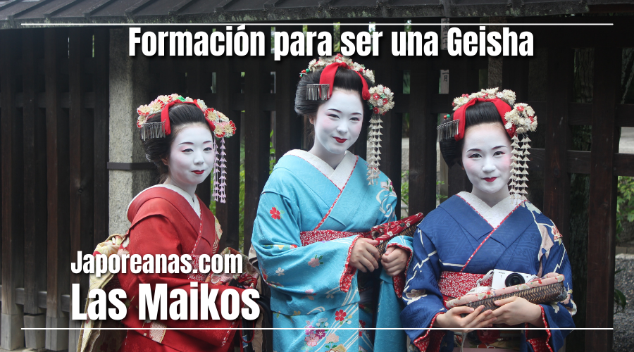 Geisha y Maiko de Japón, qué son