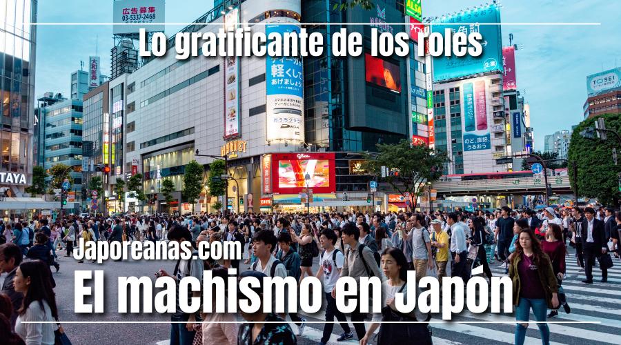 El machismo en Japón
