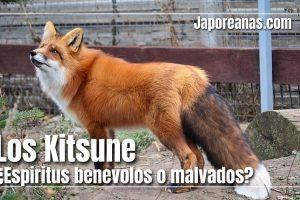 la leyenda de kitsune