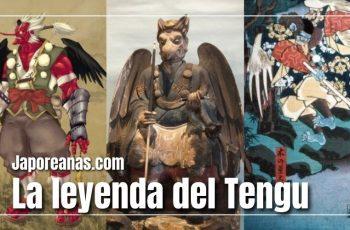 La leyenda del Tengu