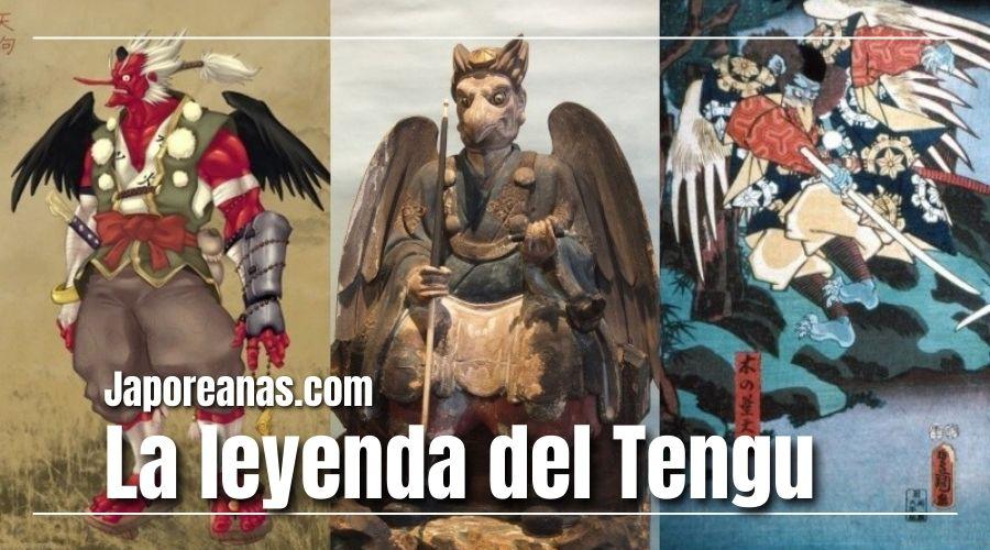 La leyenda del demonio Tengu