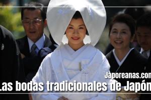 bodas tradicionales japonesas