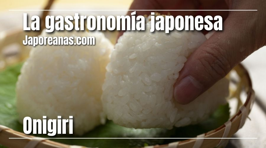 Gastronomía japonesa