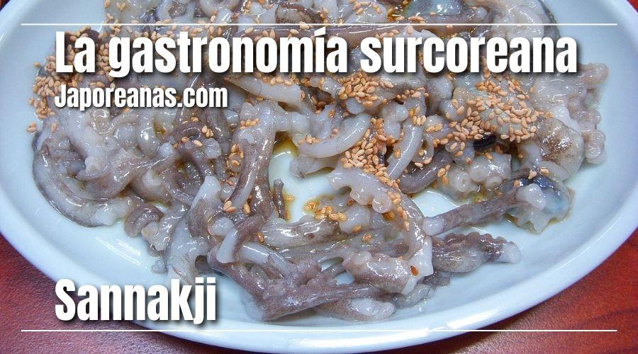Gastronomía surcoreana