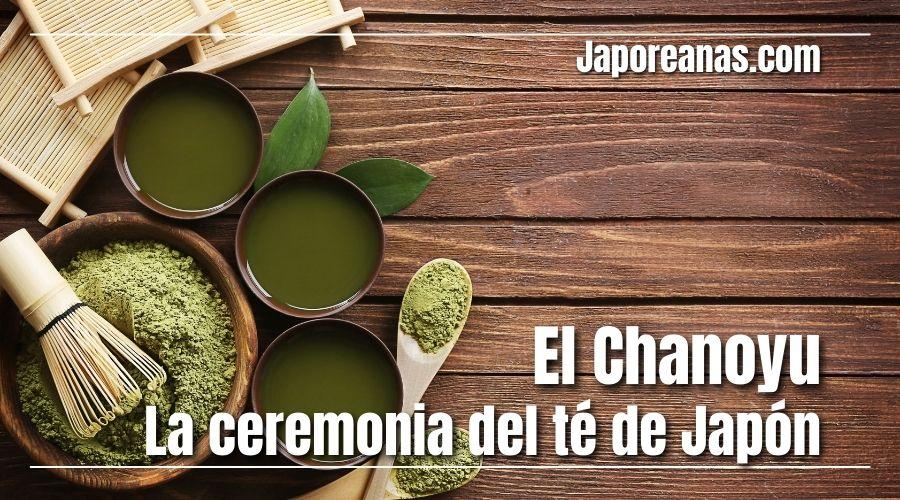 La ceremonia del té en Japón
