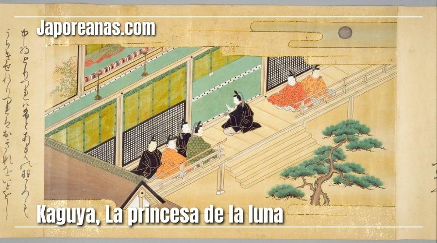 La verdadera leyenda de Kaguya la princesa de la luna
