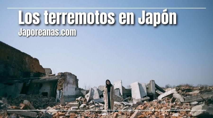 Los terremotos en Japón