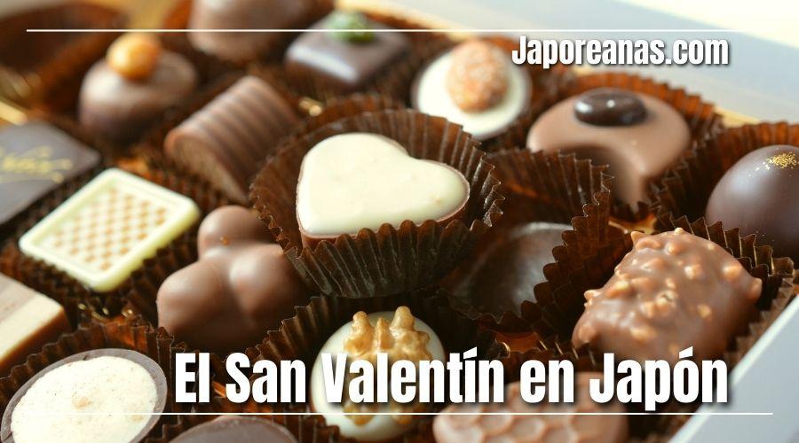 San Valentín en Japón