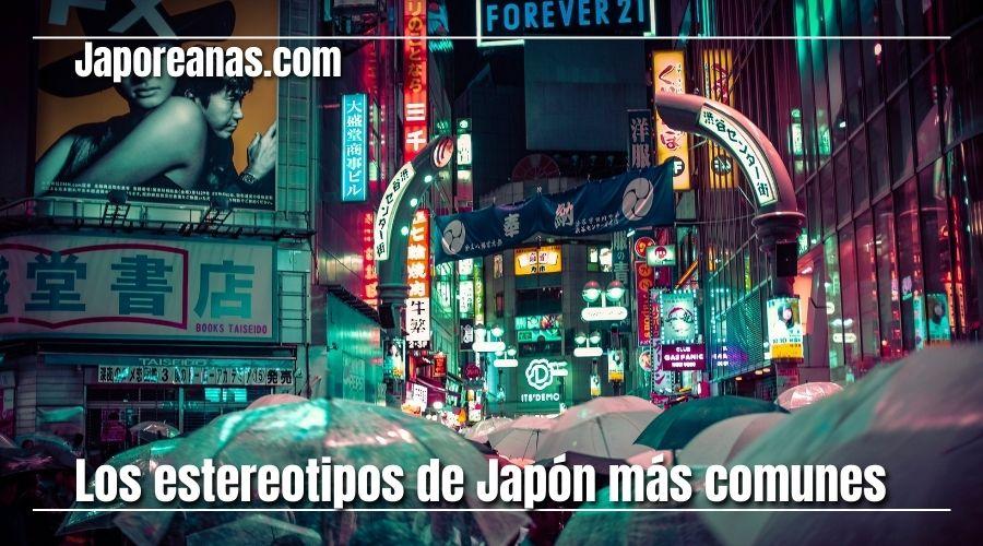 estereotipos de Japón