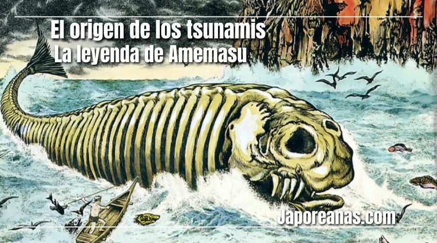 Amemasu y los tsunamis