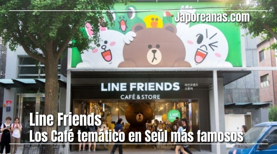 Cafés temáticos en Seul