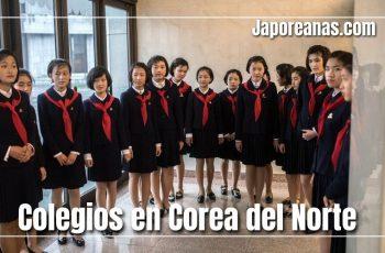 escuelas en corea del norte