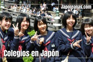 escuelas en japon
