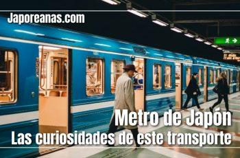 Curiosidades del metro de Japón