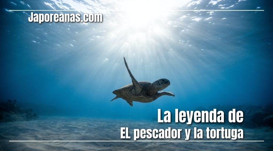 pescador y la tortuga